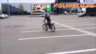 Электровелосипед Cross Dual 1000 Ватт