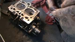 Сборка двигателя Ока Головка 4 Часть
