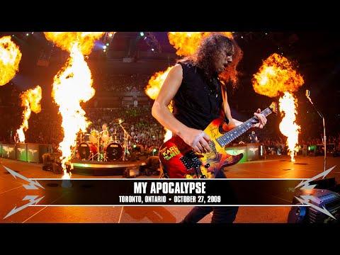 Metallica: My Apocalypse (MetOnTour - Toronto, Canada - 2009) Thumbnail image