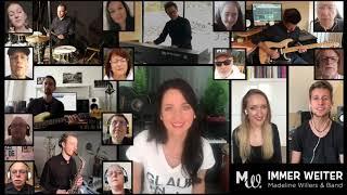 Immer weiter - Madeline Willers mit Band & Fanchor