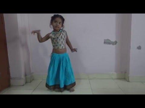 pachabottesina dance by 4 years baby