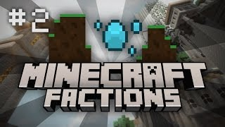 Minecraft Factions Let's Play: Episode 2 - Epic Nether Base Raid!