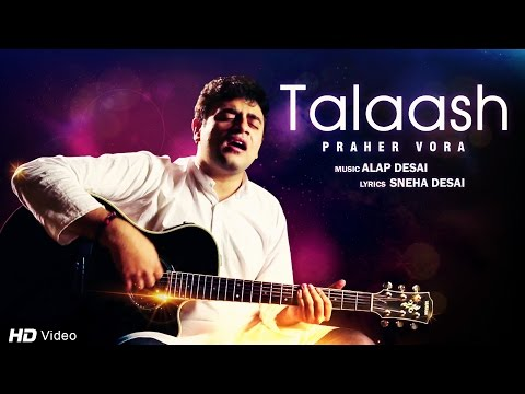 Talaash by Praher Vora | Non Stop Romantic Melody | Alap Desai | Sneha Desai | Red Ribbon