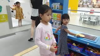 Cún đi chơi ở khu vui chơi đẹp đến ngỡ ngàng ngay BigC Nam Định