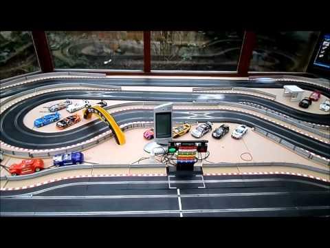 Scalextric Sport Digital 5 Car Race