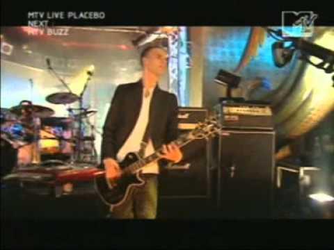 Placebo, Paris private concert, 2003