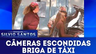 Briga de Táxi   Câmeras Escondidas (17/03/19)