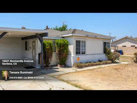 SOLD: 18421 Normandie Avenue, Gardena CA