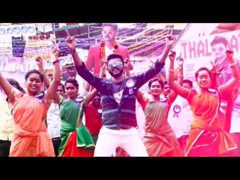 Gana Harish Thala Thalapathi song Editing...