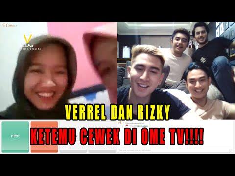 PERTAMA KALI VERRELL,RIZKY,RIZA, DAN ARIEF MAIN OME TV ( PECAHHHHH!!! )