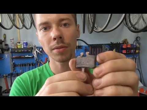 Диагностика дисковых гидравлических тормозов велосипеда.