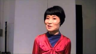 『花子について』出演の片桐はいりさんからメッセージが届きました。 **...