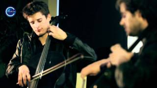 2CELLOS Sulic Hauser LIVE 39 With or Without You