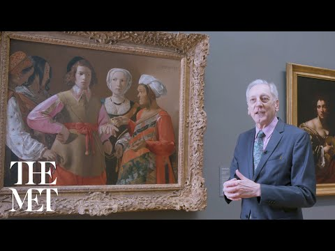 Exhibition Tour—A New Look at Old Masters | Met Exhibitions