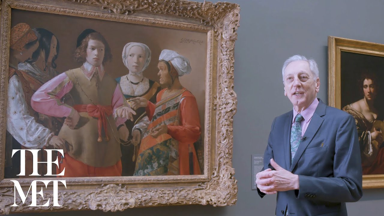Exhibition Tour—A New Look at Old Masters