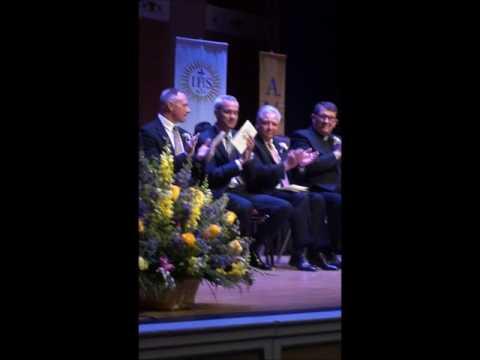 2017 Cheverus High School Commencement Speeches - Mr. Jack Dawson '52 and Christian LaMontagne '17