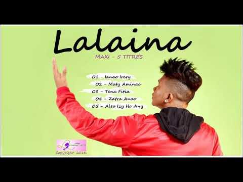 Lalaina Lain'J - Aleo Izy Ho Any (Audio)