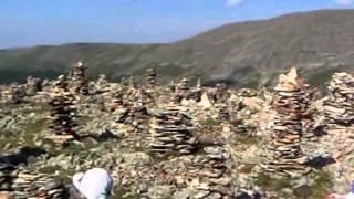 Горный Алтай. Каменные туры(