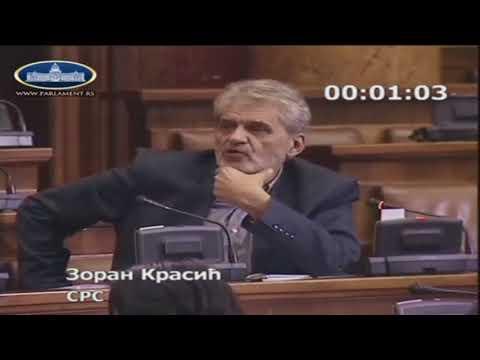 Zoran Krasić: Kako će Narodna skupština da plati 91 dinar po času konobarima koji su ovde na praksi?