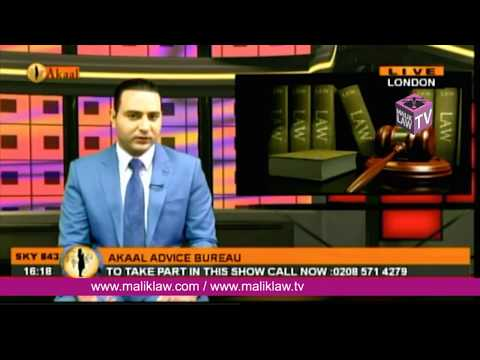 Akaal Advice Bureau with Adil Malik  25 March 2018