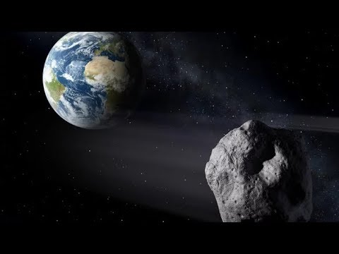 3-mile wide asteroid to pass near Earth tonight