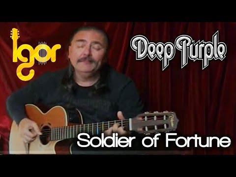 SoIdiеr of Fоrtune – Igor Presnyakov – acoustic fingerstyle guitar