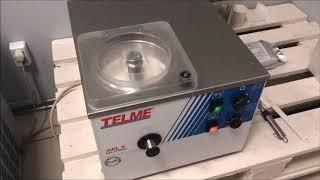 Обзор батч фризера Telme gel 5