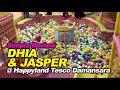 Review + Story: Dhia & Jasper @ Happyland Tesco Damansara