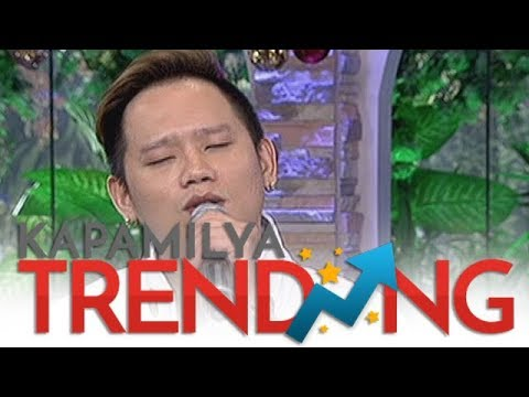Mark Michael Garcia sings 'Sana Ngayong Pasko'