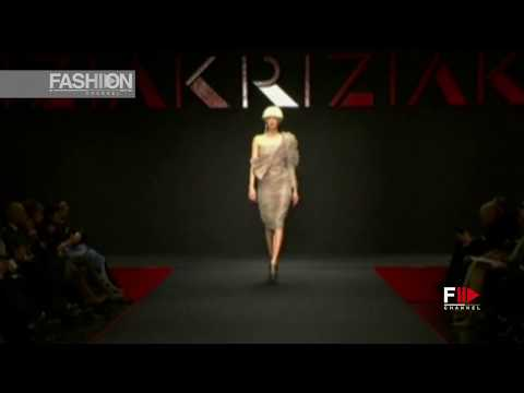 KRIZIA Full Show Milan Fashion Week Autumn Winter 2011 2012 - Fashion Channel