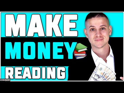 Make $1370 Your First Month JUST READING