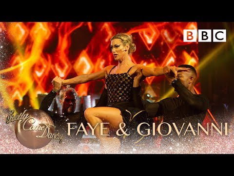 Faye Tozer and Giovanni Pernice Paso to 'Unstoppable' by E. S. Posthumus - BBC Strictly 2018