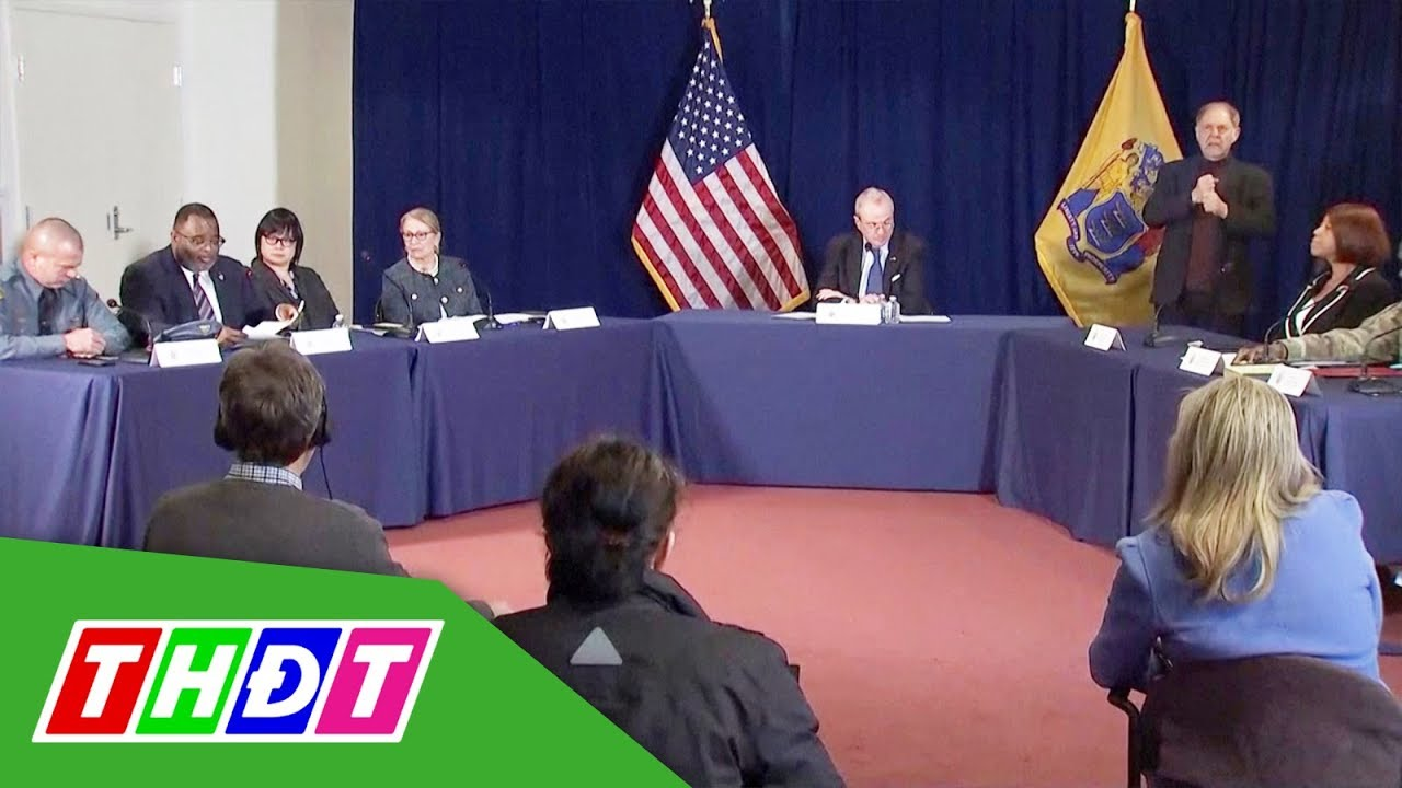 Bang đầu tiên của Mỹ áp đặt lệnh giới nghiêm   THDT