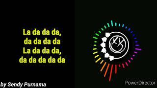 Blink 182 Wishing Well [Lyric + Simple Spectrum]