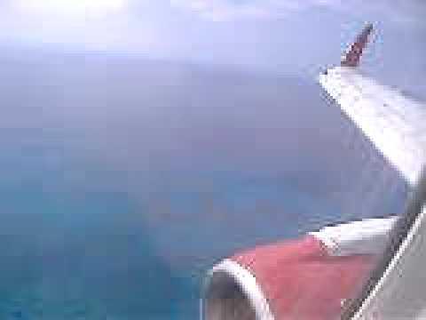 Mokulele Airlines Embraer 170-Honolulu-Kona (Landing)