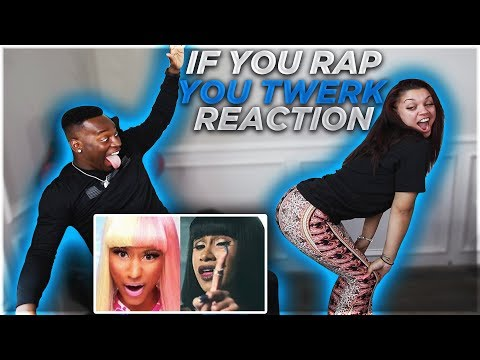 IF YOU RAP YOU TW3RK CHALLENGE!! **gets very intense**