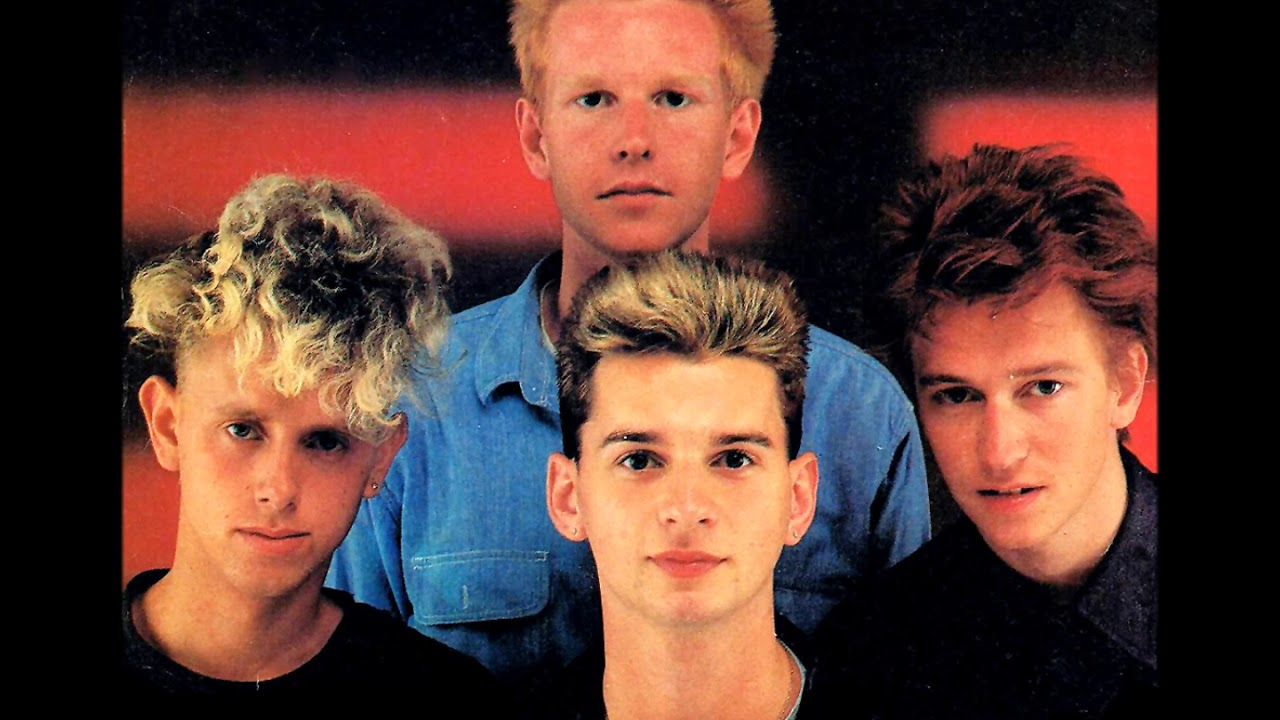 Depeche Mode Live at the Paradiso, Amsterdam - 1983 (audio only ...