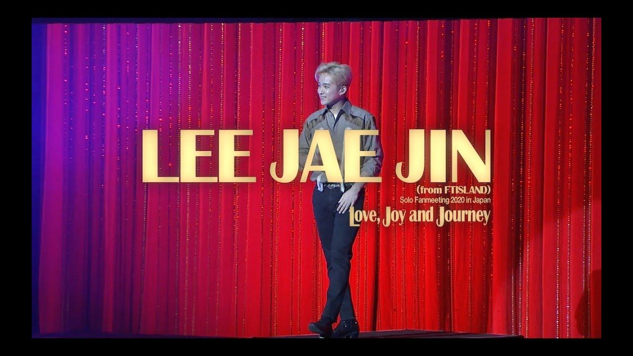 12/23発売のジェジンLIVE DVD『Love Like The Films & Love, Joy and Journey』DISC2のティザー映像第一弾を公開!