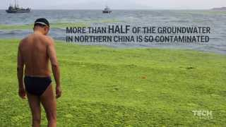 China's polluted water