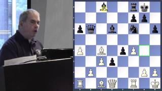 Arnold vs. Chigorin   St. Petersburg 1885 - FM Aviv Friedman - 2015.08.02