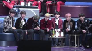 161202 bts jungkook artist of the year