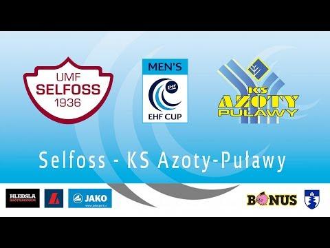 Selfoss TV (Selfoss  - Azoty Puławy) EHF Cup  24.11.2018   kl 18:00