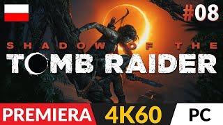 Shadow of the TOMB RAIDER PL (2018)  #8 (odc.8)  Kuwak Yaku