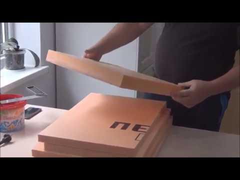 Термобокс из пенопласта своими руками