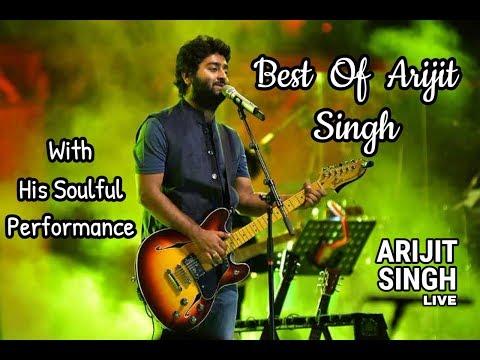 Best of Arijit Singh Live Performance BKC - unplugged - soulful performance - Arijit singh live