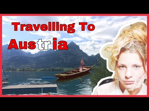 Austria Time! | Travel Vlogs