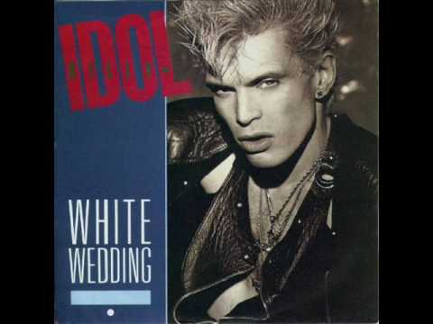 Billy Idol White Wedding Extended Mix Hq