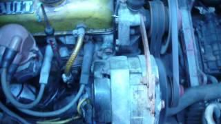 Moteur R5 TL  '86 (1229)