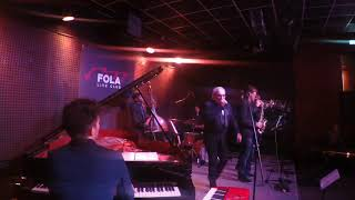 The GodFathers - Extraits Live at Jazz Fola