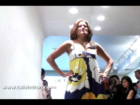 Thời Trang và Tình Nhân Ái - Calvin Tran Boutique - SoHo NYC - 6-18-2009